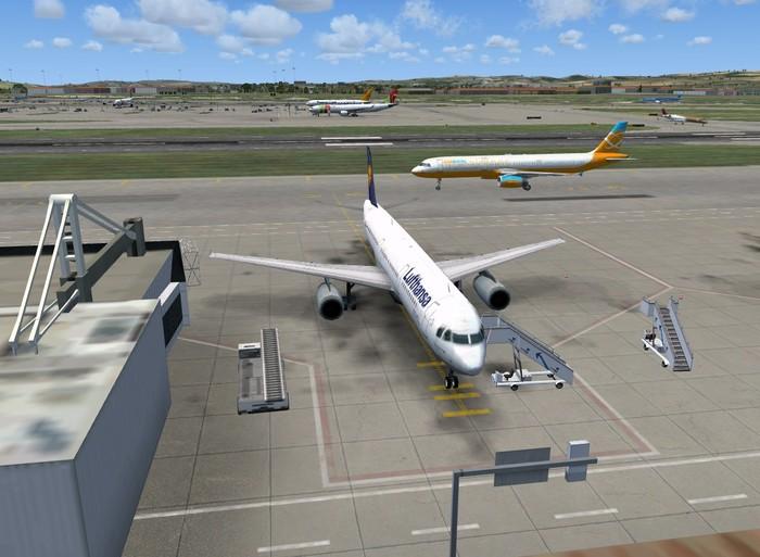 SimNews - Mega Airport Lissabon - Addon FS2004/FSX - PC