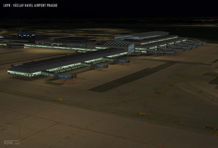 SimNews - Mega Airport Prag - Addon FSX / P3D - PC